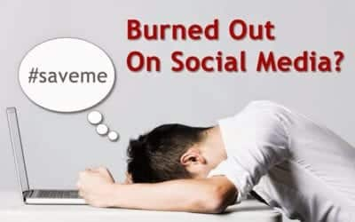 5 Tips to Avoid Burning Out On Your Law Firm's Social Media Marketing